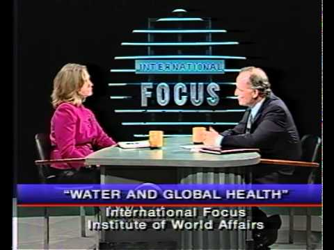 International Focus – Water and Global Health 11/22/09