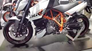 10. 2013 KTM 990 Super Duke R 125 Hp * see also Playlist