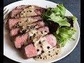 Andrew Zimmern Cooks: Steak Au Poivre