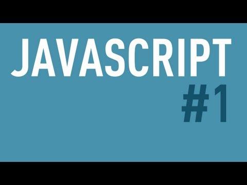 JavaScript Tutorial Teil 1 – Einführung, Integration mit HTML und Hallo Welt