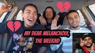 Video THE WEEKND - My Dear Melancholy, (FULL EP) REACTION REVIEW MP3, 3GP, MP4, WEBM, AVI, FLV Juli 2018