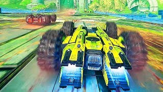GRIP COMBAT RACING Team Mode Update Gameplay Trailer (2019) PS4 /Xbox One / PC by Game News