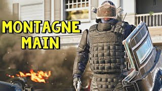 Montagne Main | Rainbow Six Siege