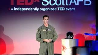 Video There Are Some Fates Worse Than Death: Mike Drowley at TEDxScottAFB MP3, 3GP, MP4, WEBM, AVI, FLV September 2019