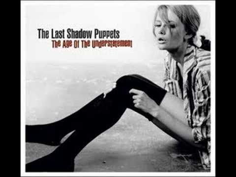 The Last Shadow Puppets - Calm Like You