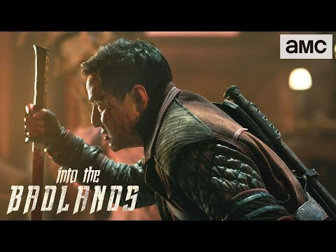 'Battle for the Badlands' Season 3 Finale Talked About Scene | Into the Badlands