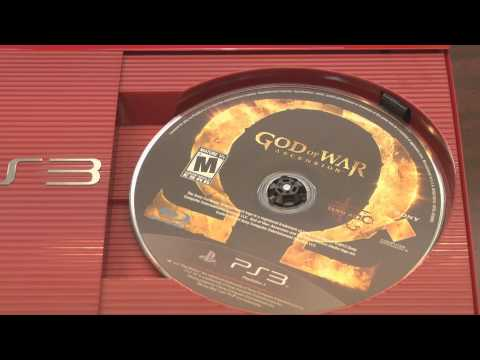 playstation 3 - God of War Legacy Bundle Red PS3 review. http://www.ClassicGameRoom.com Shop CGR shirts & hats! http://www.CGRstore.com Classic Game Room reviews the crimson...