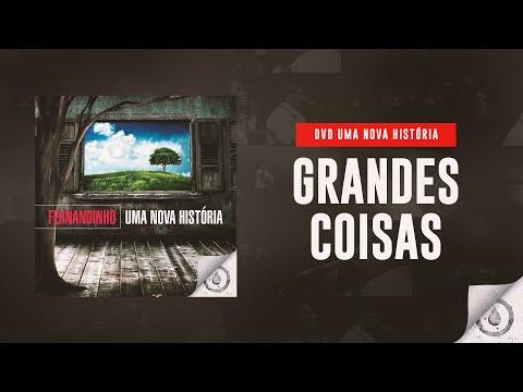 Fernandinho - DVD Uma Nova História