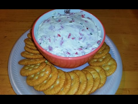 Quick Easy Cream Cheese Dip