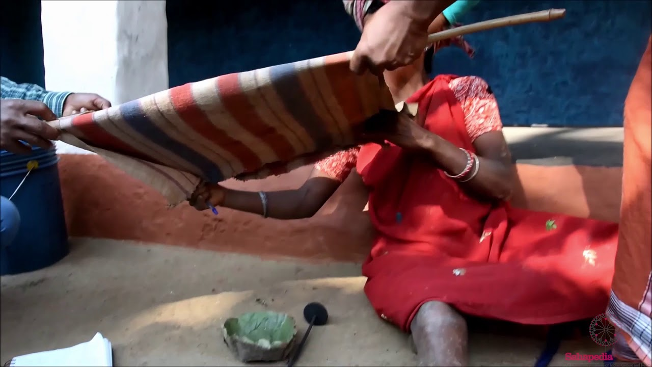 Weaving Kerang: Bark Cloth of Gadaba Adivasis