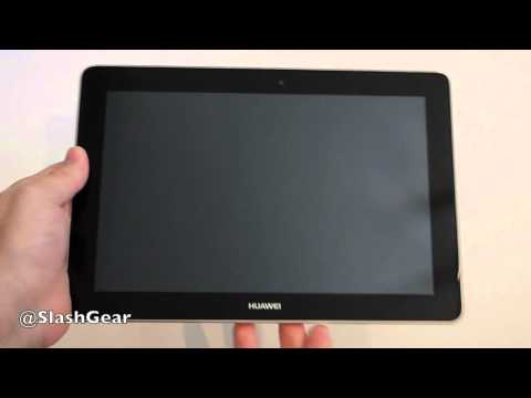 Huawei MediaPad 10 FHD unboxing and impressions