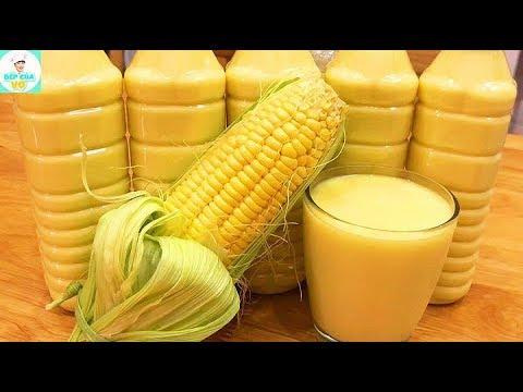 SỮA BẮP | Cách nấu sữa bắp đơn giản thơm ngon bổ dưỡng | Bếp Của Vợ - Thời lượng: 14:48.