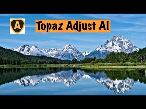 Topaz Adjust AI: First Look Review!