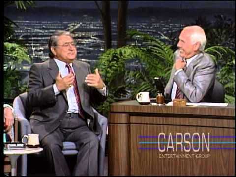 Buddy Hackett Teases Johnny Carson About His Rich Lifestyle