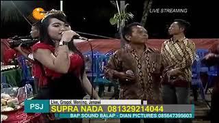 Gubuk Asmoro ((Rina)) Supra Nada Live Grogol Menjing 2017