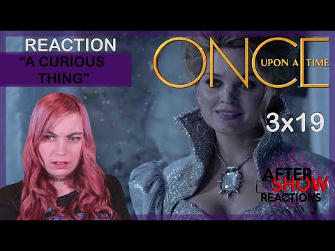 "Once Upon A Time 3x19 - ""A Curious Thing"" Reaction Part 1"