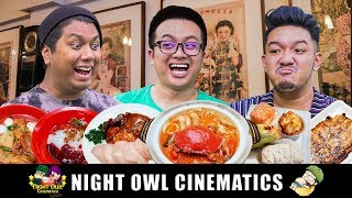 Video FOOD KING SINGAPORE: 3-STAR NOSTALGIC CLASSICS MP3, 3GP, MP4, WEBM, AVI, FLV Desember 2018