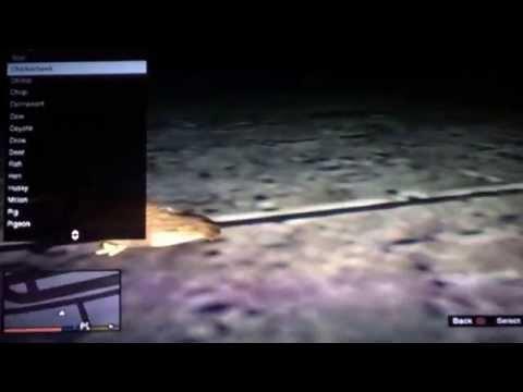 GTA 5 tree-socks mod menu 1.15 (видео)