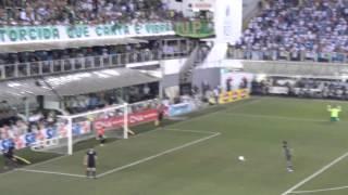 Clássico já nas quartas de Finais do paulistão 2013, o Peixe derrota o Palmeiras com defesas incríveis do Goleiro Rafael do...