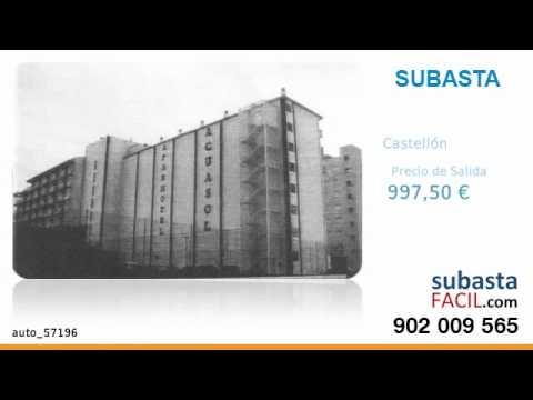 Subasta Judicial - Castellón - Vivienda
