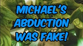 """In this video I explain what actually happened to Michael when was """"abducted"""" by aliens. Michael was actually under the influence of a drug and therefor his perception was altered. I hope you guys enjoy this video and learn something useful. If you enjoy this type of content, don't forget to like and subscribe!Follow Me On Twitter: https://twitter.com/MyNameIzMittensAdd Me On The Rockstar Social Club: https://socialclub.rockstargames.com/...Join My GTA 5 Crew: https://socialclub.rockstargames.com/...Mittens Mafia Discord: https://discord.gg/F9py8gc"""