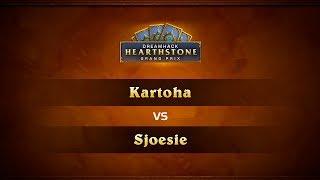 Kartoshechka vs Sjoesie, game 1