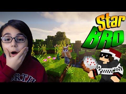 ONLAR BİR STARBRO | Minecraft: EGG WARS BKT