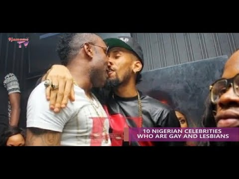 10 Nigerian Celebrities Who are Gay and Lesbians