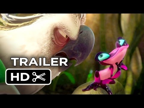 animated - Subscribe to TRAILERS: http://bit.ly/sxaw6h Subscribe to COMING SOON: http://bit.ly/H2vZUn Like us on FACEBOOK: http://goo.gl/dHs73 Rio 2 Official Trailer #2...