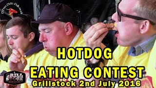 French's Hot Dog Eating Contest - Grillstock