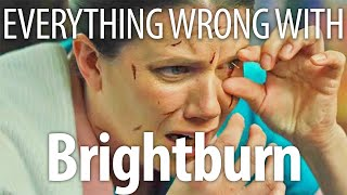 Everything Wrong With Brightburn In Evil Superman Minutes by Cinema Sins