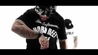 PRODIGY OF MOBB DEEP - GREAT SPITTERS FEAT. CORY GUNZ