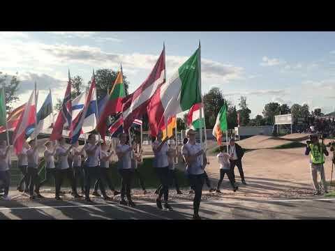 Valmierā aizvadīts Eiropas BMX čempionāts