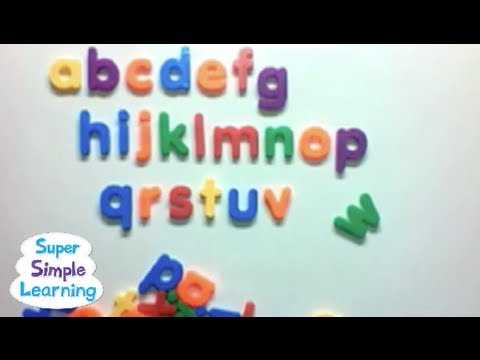 abc - It's the ABC Song made super simple for emerging speakers ^_^. We slow the song down and speak the letters very clearly, so young learners can catch and unde...