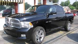 2009 Dodge Ram Sport Crew Cab Start Up, Exhaust, And In Depth Tour
