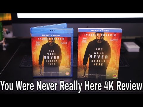 You Were Never Really Here 4K & Blu-Ray Review