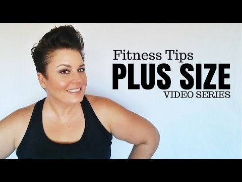 Plus Size Fitness Tips and Results Videos Weight loss