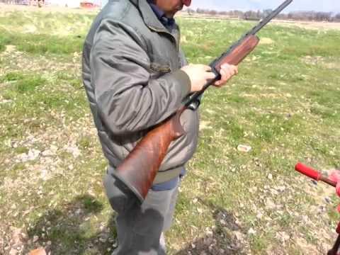 yildiz shotguns - RC 50 Gr 3 No 1050 Bar Av Fişeği İle Yapılan Performans Atışlarından Bir Bölüm.