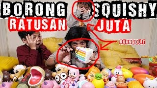Video GenHalilintar BORONG SQUISHY RATUSAN JUTA! DARE! + UNBOXING HOMESALE MP3, 3GP, MP4, WEBM, AVI, FLV Maret 2018