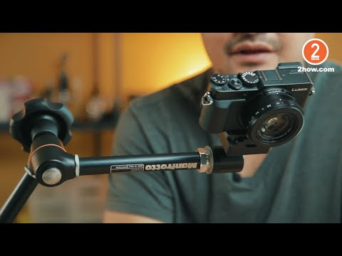 EP.18 Review Manfrotto 244RC&143