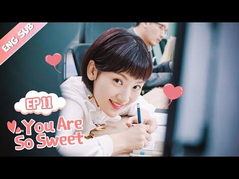 [ENG SUB] You Are So Sweet 11 (Eden Zhao, Amy Sun) Idol, Boss or Boyfriend?