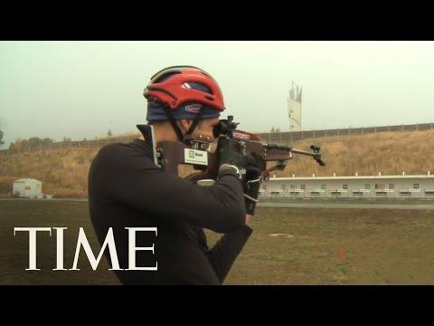 Jak trénují profíci #2: Biatlon