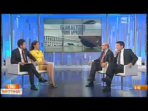 Mondiali 2014 - la Farnesina si mobilita, intervista al segretario generale Valensise