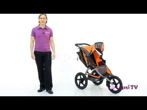 Прогулочная коляска BOB Sport Utility Stroller (Боб Спорт Утилити Строллер)