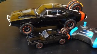 Nonton Fast And Furious 7   Dom S 1970 Charger R T Offroad Remote Control Car   Jada Toys Film Subtitle Indonesia Streaming Movie Download