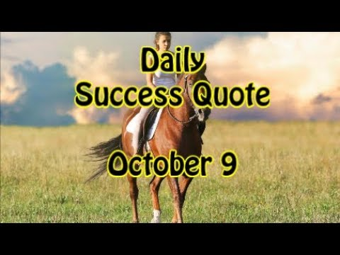 Success quotes - Daily Success Quote October 9  Motivational Quotes for Success in Life
