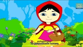 Little Red Riding Hood - Grimm's Fairy Tales - Full Story