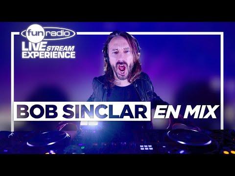Bob Sinclar | Fun Radio Live Stream Experience