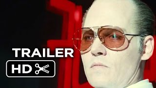 Black Mass Official Trailer  2  2015    Johnny Depp  Benedict Cumberbatch Movie Hd