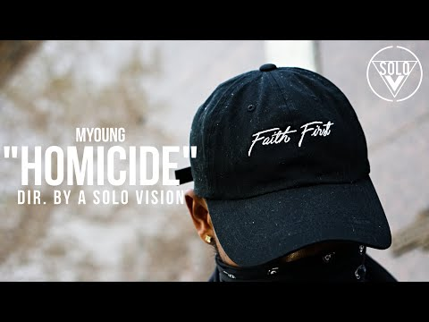 """MYoung - """"Homicide"""" (Official Video)   Dir. By @aSoloVision"""